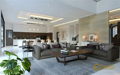 Harga Villa Inez desain rumah classic bapak gusti di jakarta