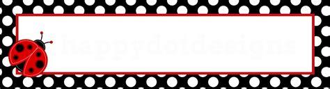 free printable ladybug name tags mariquita para imprimir tarjetas para mesas de aula