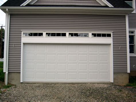 two car garage door size wageuzi