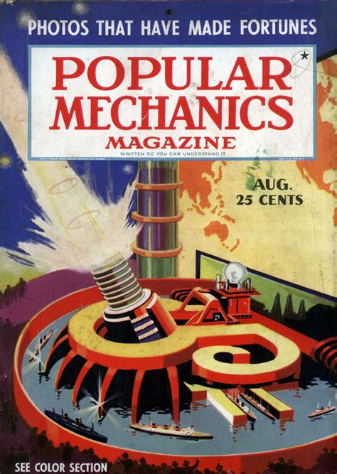 Popular Mechanics Giveaways - 3194 best images about sci fi retro future architecture yadda yadda on pinterest