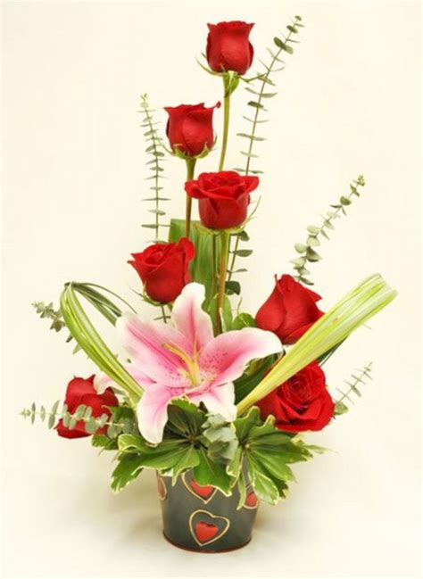 valentine s day flower arrangements 24 beautiful flowers arrangements ideas for valentine day