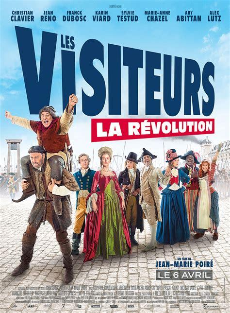 film comedie francaise 2016 les visiteurs la r 233 volution dvd blu ray