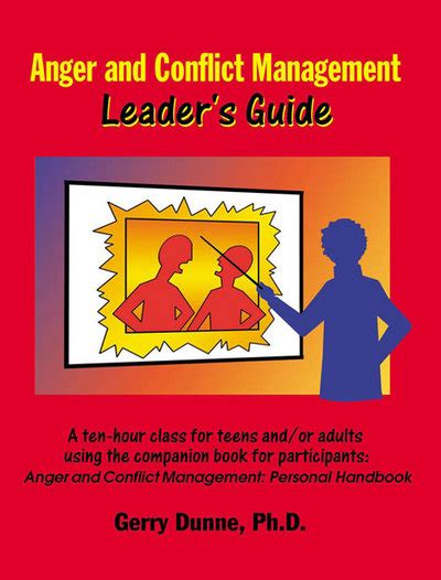 creatures of will and temper books anger and conflict management leader s guide by gerry