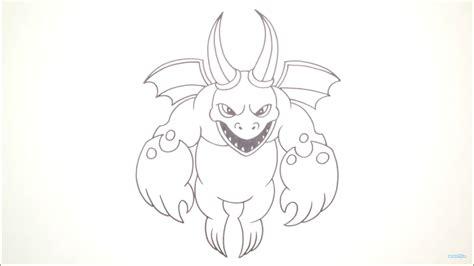 imagenes faciles para dibujar de minions el rincon demateo dibujos minion de clash of clans