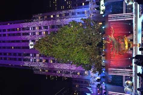 tv weekly now 82nd annual quot christmas in rockefeller center quot