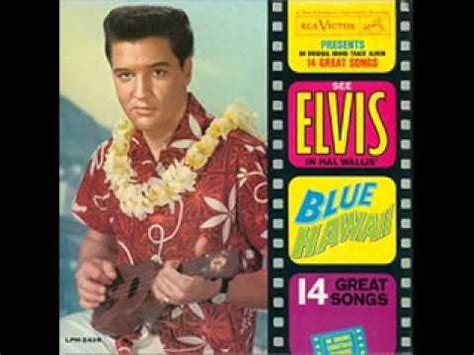 Wedding Song Elvis by Elvis Hawaiian Wedding Song Alternate Take 1