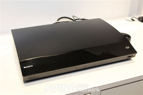 ces sony  introduce  blu ray disc home theater