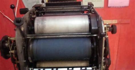 Printer Offset Murah mesin cetak offset murah untuk jumlah banyak