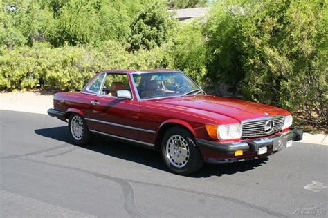 1988 for sale 1988 mercedes 560 convertible for sale