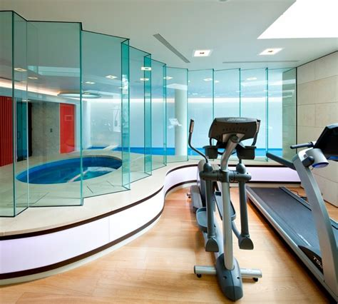 ultra modern sleek gym design collection   inspired