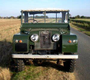 land rover series 1 80 inch images technical information