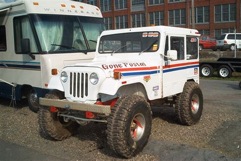 postal jeep conversion jeep gone postal dj bloomsburg 4 wheel jamboree 03
