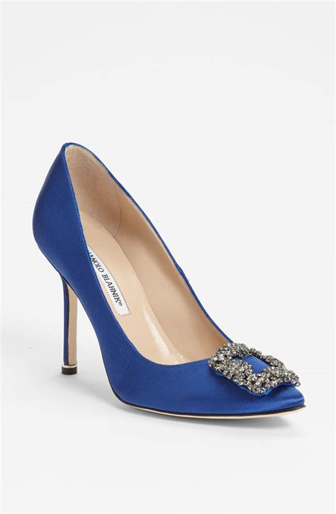 manolo blahnik high heels manolo blahnik jewelled high heels daily