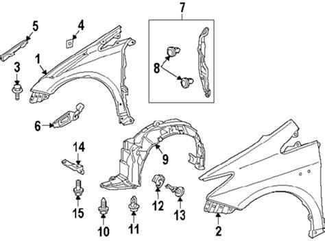 2010 toyota prius parts diagram 2010 toyota prius parts genuine toyota parts and