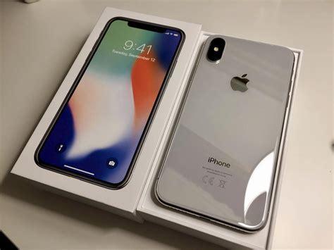 iphone  gb silver apple bazar