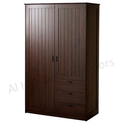 Standing Wardrobes by Router Design Two Doors Wardrobe Hpd516 Free Standing