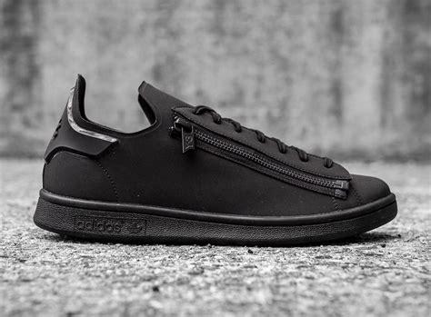 adidas y 3stan zip sneakers adidas y 3 stan smith zip black cg3207 sneaker