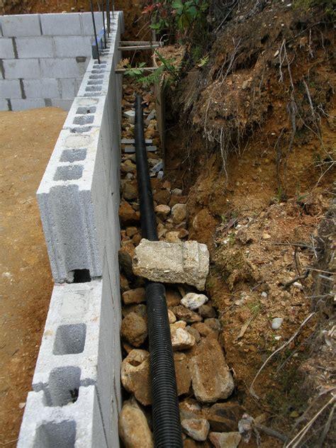 making a block retaining wall part 2 ady s garden