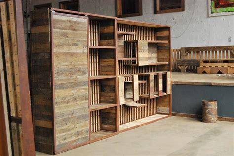 libreria cassette legno libreria con cassette di legno scaffale con cassette di