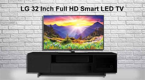 Tv Led 14 Inch Lg lg 32 inch hd smart led tv