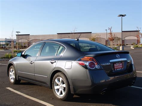 2009 Nissan Altima Iv Pictures Information And Specs