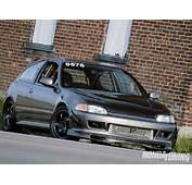 Honda Civic Dx Performance Parts 1996 Import Tuner