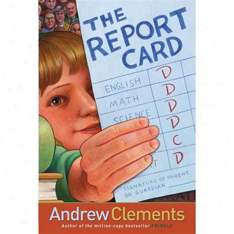 the report card book summary the report card kidpub press