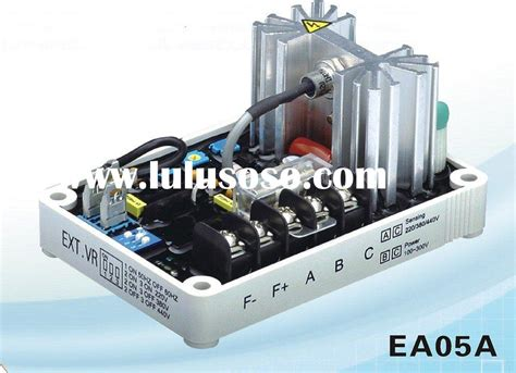 generator automatic voltage regulator avr generator