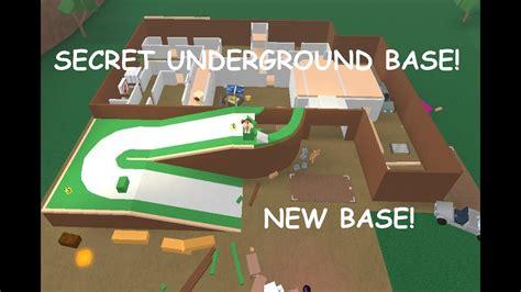 building  secret underground base lumber tycoon  youtube