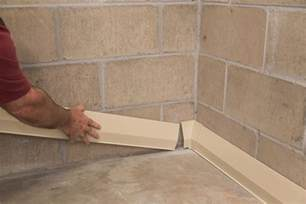 do it yourself basement waterproofing products