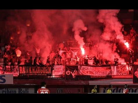 Ultras Persija ultras world ultras persija riot and pyro show
