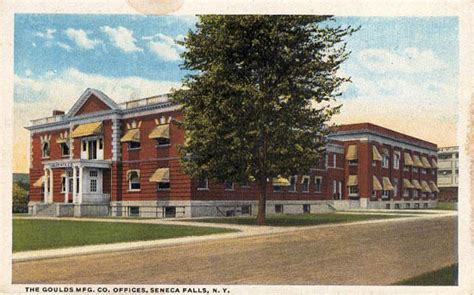postcards from seneca county new york