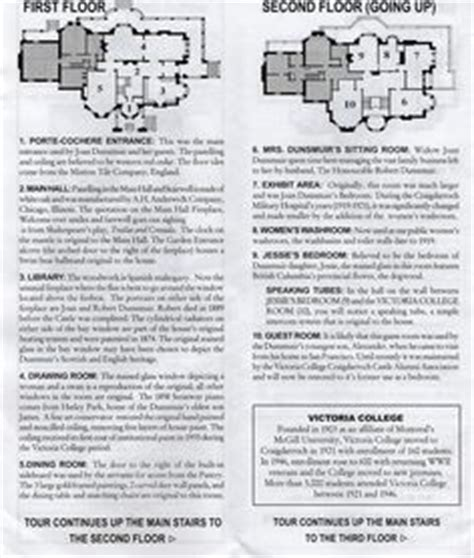 craigdarroch castle floor plan 1000 images about architectural archetypes on pinterest