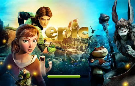 epic la bataille du royaume secret 2013 le film epic la bataille du royaume secret android 17 20 test