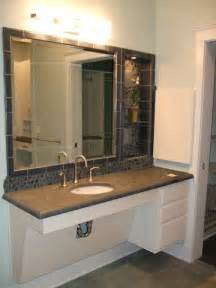 handicap bathroom vanity ada bathroom vanity home remodeling