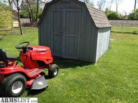 Lawn Tractor Shed by Armslist For Sale Trade Mower Lawn Tractor 42