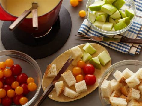 best fondue cheese cheese fondue recipe florence food network