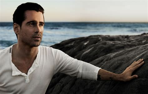New From Farrell dolce gabbana announce colin farrell as the of