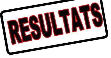 resultats probatoire brevet de technicien industrielle