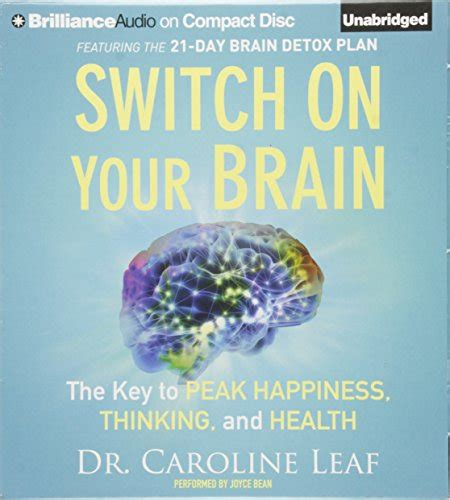 21 Day Mind Detox by Dr Caroline Leaf 21 Day Brain Detox Audio Book Sale Up