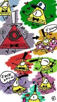Bill cipher 2 by ayej on deviantart