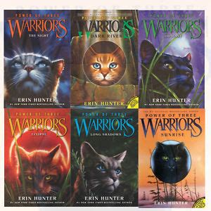 sight book three of the waters series volume 3 books warrior cats series collection erin s power of
