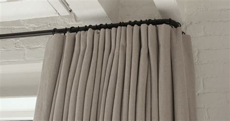 return curtain rods how to get window treatments like you see in magazines