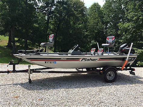bass boat aluminum fisher aluminum bass boat boats for sale
