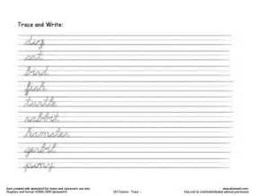 Writing Your Own Will Free Template by Handwriting Worksheet Generator Make Your Own With Abctools