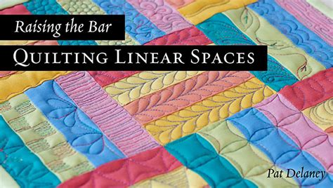 Quilting Bar by The Best Kept Secret For Designs Quilting On The