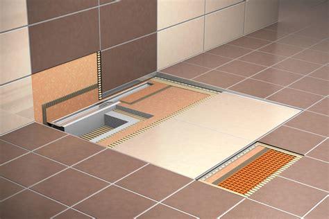 Barrierefrei Duschen Einbau by Dusche Einfach Tiefergelegt Bodengleiche Duschen Einbauen