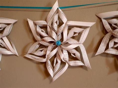 Make Your Own Snowflake Out Of Paper - how to make snow flakes out of paper car interior design