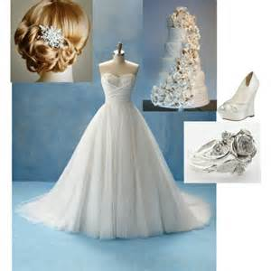 wedding dress shoes ring hair and cake for harry polyvore