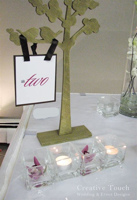 Creative Touch Wedding Designs: Elegance Decor Pkg